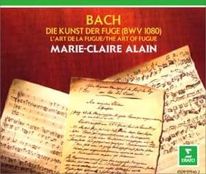 Bach:the Art Fugue