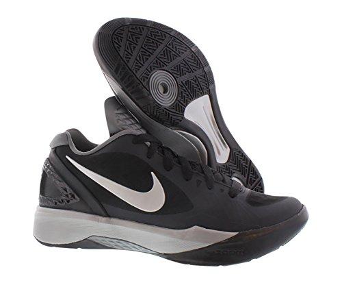 Nouveau Nike Volley Zoom Hyperspike Sport Entraîneur Chaussures Black/White/Cool Grey/Metallic Silver