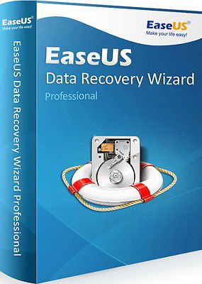 EaseUS Data Recovery Wizard PRO WIN (Product Keycard ohne Datenträger)