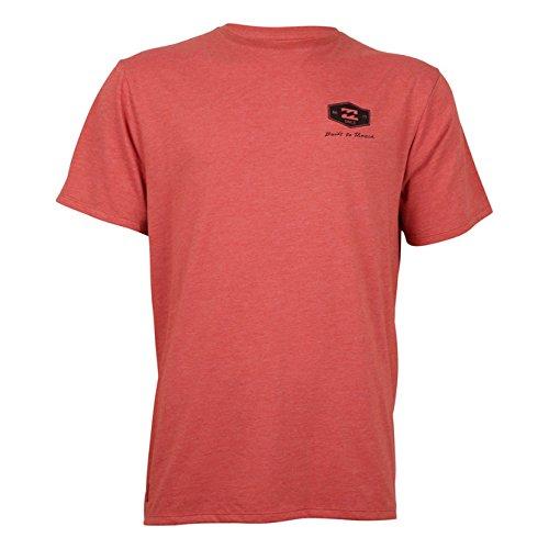 billabong-t-shirt-da-uomo-arancionecoral-s