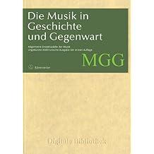 Digitale Bibliothek 060: MGG Musik in Geschichte und Gegenwart (PC+MAC)