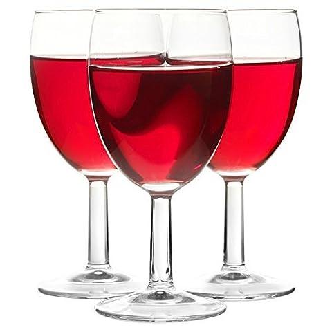 Vintia Ensemble de verres à vin contemporains, 23cl; Quantity Of Cups:3