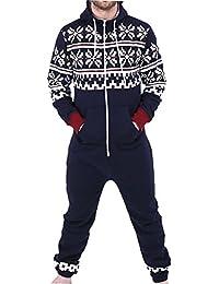 nuovo di zecca e2726 0d81a Amazon.it: pigiama intero uomo - 4121317031: Abbigliamento