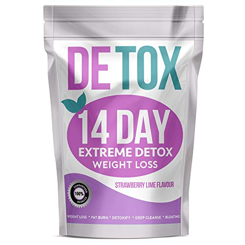 Extreme 14 Day Tea (Strawberry Lime Flavour)