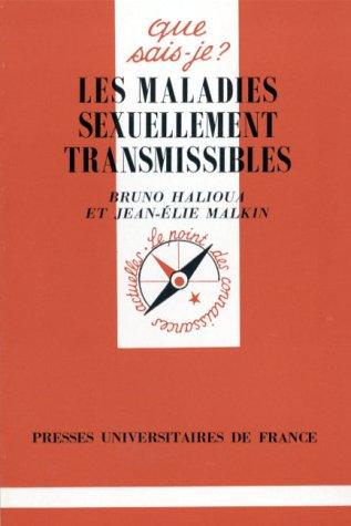 Les maladies sexuellement transmissibles
