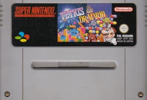 Tetris Dr Mario Super