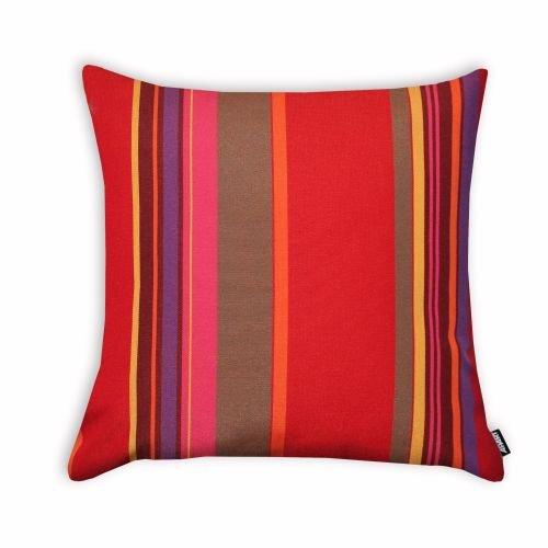 outdoor-housse-de-coussin-clas-sline-multicolore-rouge-en-10-tailles-impermeable-anti-taches-lichtec