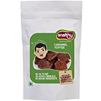 Snalthy Exquisite Caramel Toffee, 100g