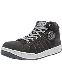 Gevavi GS69 Wolf S3 WERKS. LG, Chaussures de Sécurité Mixte Adulte - Noir - Schwarz (Schwarz(Zwart) 00), 44 EU