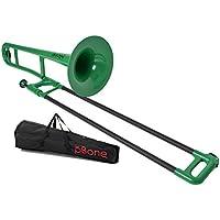 pBone PBONE1G - Trombón, verde