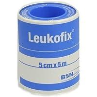 Leukofix Verbandpflaster 5 cmx5 m, 1 St preisvergleich bei billige-tabletten.eu