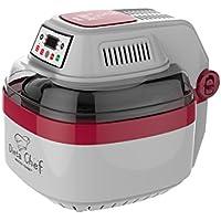 ECO-DE Robot de Cocina con 7 Accesorios, 8 litros Dieta Chef