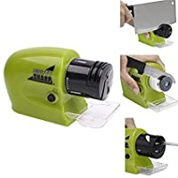 Snazzynest Swifty Sharp Cordless Motorized Sharpener For Knife,Scissor and Screwdriver