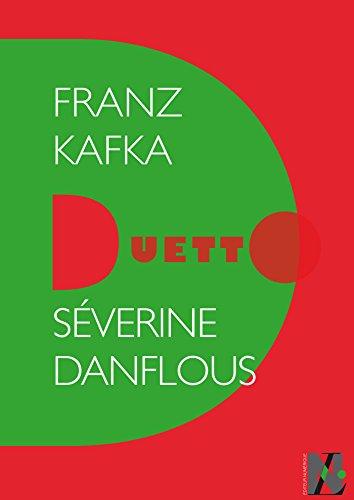 Couverture du livre Franz Kafka - Duetto