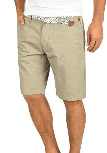 BLEND Ragna 20704154ME Chino Shorts, Größe:XXL;Farbe:Chalk Stone (70032) Stone Chino