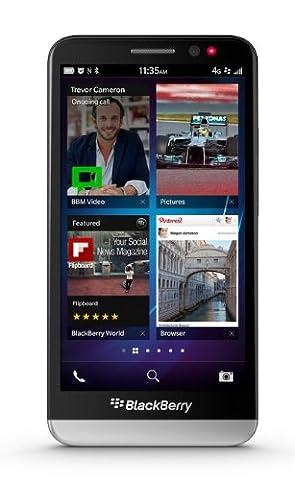 Z30 BlackBerry Z30 Smartphone ( 12,7 cm (5 Zoll) AMOLED Touchscreen, 8 Megapixel Kamera, 2GB RAM, 16GB Speicher) schwarz [T-Mobile-Branding]