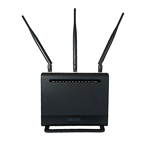 Billion AC1600 Dual Band Wireless VDSL/ADSL2+ Gigabit Modem Router