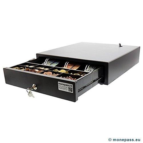 Low Duty Kassen-Schublade, mit automatischer (über Drucker-Verbindung) oder manueller Öffnung (mit Schlüsseln)