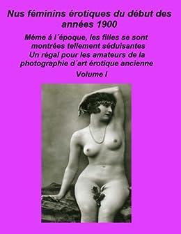 Nus féminins érotiques du début des années 1900 par [Art phoenix]