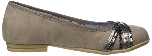s.Oliver 42204, Ballerines Fille Marron (PEPPER 324)