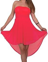 Designer Soirée Femme Robe en dentelle mini robe Étui voile neuf XS S M en meheren couleurs