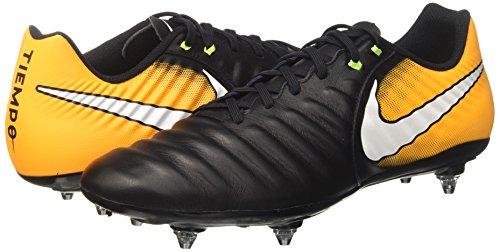 TG. 40.5 EU Nike Tiempo Ligera IV SG Nero Scarpe da Calcio Uomo Nero SG Black/White 5e28ac