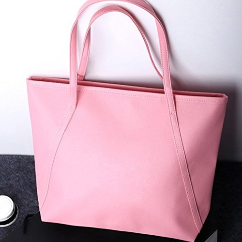 ORIGINALTREE, Borsa tote donna, Black (nero) - MGP0194401Y30MP5754 Pink