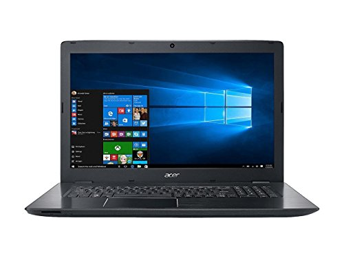 Acer Aspire 17.3 Inch Full HDHigh Performance Black Edition Gaming PC| Intel Core i5-7200U Dual-Core| NVIDIA GeForce 940MX with 2GB GDDR5| 8GB DDR4| 256GB SSD| Windows 10