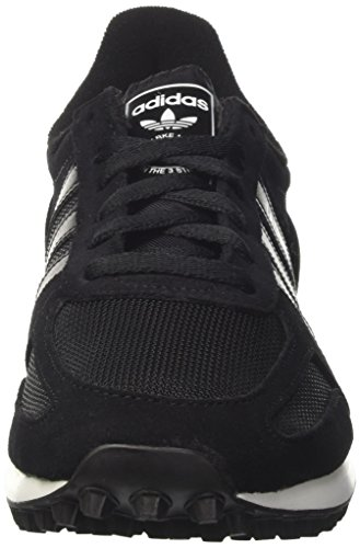 Adidas La Trainer Men Sneaker A Collo Basso Unisex-adulto Nero blk blk