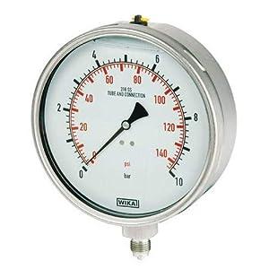 SSC Wika Pressure Gauge