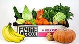 Fruitletbox Classic Junior 10 Kilo frisches Obst und Gemüse
