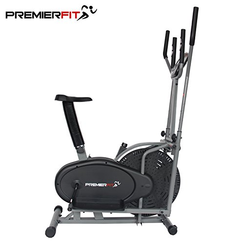 PremierFit CB360 2-in-1 Cross Trainer Exercise Bike