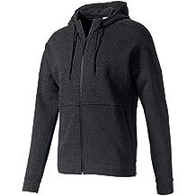 Adidas S98783 - Sudadera con capucha para hombre, color Negro (Blckme), talla 4XL