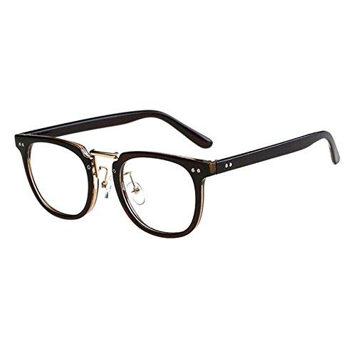Xinvision Retro Kurzsichtig Gläser,Voll Rahmen Cat Eye Middin Kurzsichtigkeit Myopia Kurzsicht Brille -1.0~-6.0 (Diese sind nicht Lesen Brille)