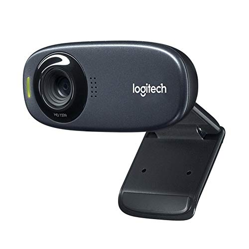 Logitech C310 Webcam 720p 30fps HD USB 2.0 für Laptop Desktop PC 30fps Pc