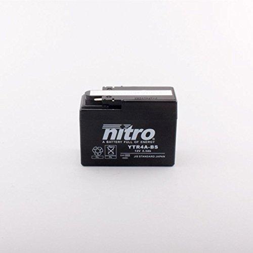 Preisvergleich Produktbild Batterie für HONDA 50ccm X8R-X Baujahr 1998-2002 (YTR4A-BS)