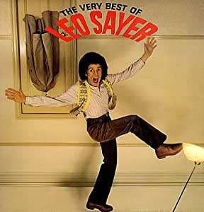 Leo Sayer The Very Best Of 1979 UK vinyl LP CDL1222