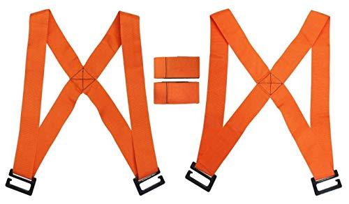 Home-Neat Unterarm Gabelstapler Möbelgürtel zum Anheben von sperrigen Gegenständen