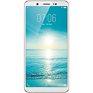 Vivo V7 (Gold, Fullview Display) with Offers