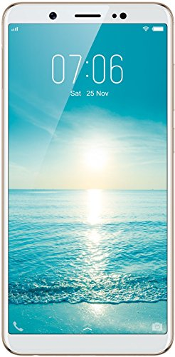 Vivo V7 (Champagne Gold, 4GB RAM, 32GB Storage) with Offers