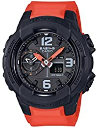 Casio Baby-g Analog-Digital Black Dial Women's Watch-BGA-230-4BDR (B172)