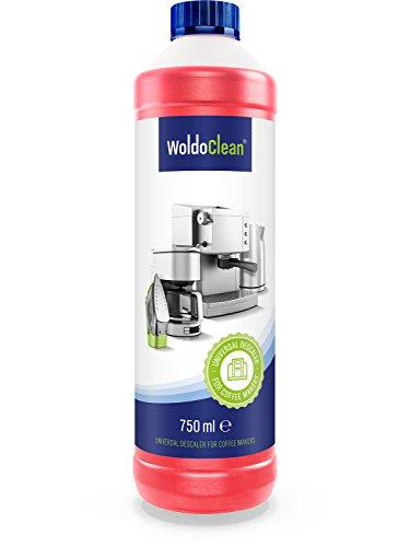 Entkalker für Kaffeevollautomat Kaffeemaschine Vollautomat Kaffeepadmaschinen - mit Farbindikator...