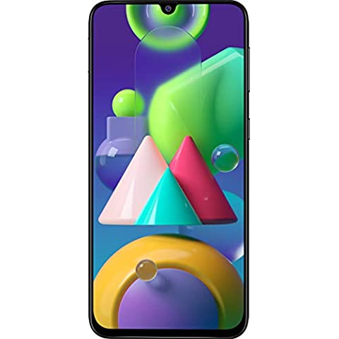Samsung Galaxy M21 (Raven Black, 4GB RAM, 64GB Storage) - Get Rs 1,000 Amazon Pay cashback on prepaid orders. Limited Period offer