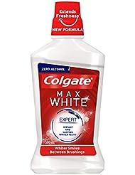 Colgate Max White Whitening Mouthwash, 500 ml