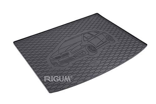 RIGUM Passgenaue Kofferraumwanne geeignet für BMW 2 Active Tourer ab 2015 passen ideal