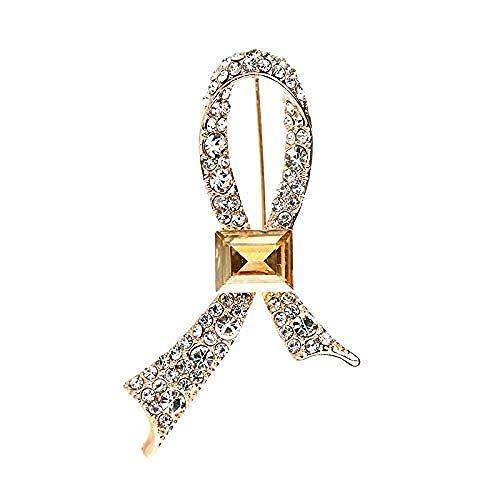 JJrainning Brosche Bogen Mode voller diamanten kristall Frauen tragen brosche schmuck Corsage