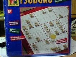 Re:creation Group Plc El Original Juego de Sudoku y Bono Sudoku de Viaje Juego