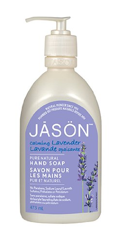 Jason Natural Products Lavender Liquid Satin Soap 473 ml
