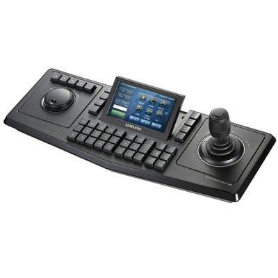 SS190–Samsung spc-6000eingebautem 12,7cm TFT Touch LCD-System Control für PTZ CCTV-Kameras, DVRs, Matrix zweitbenutzer (Cctv-matrix-switcher)