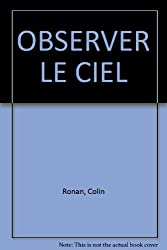 OBSERVER LE CIEL